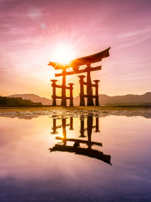 Great Torii of Miyajima, Japan