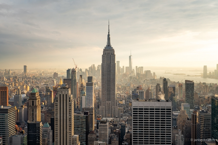 The Empire State Building was the tallest building in the world until 1972